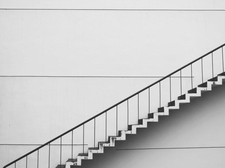 Treppenhausreinigung Bild